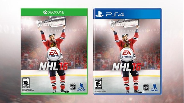 New NHL Game Cover