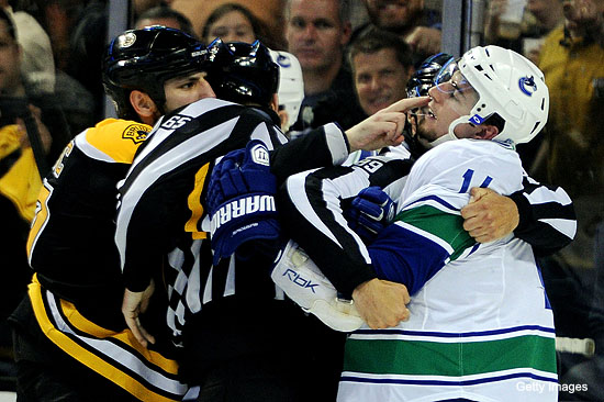 Lucic burrows