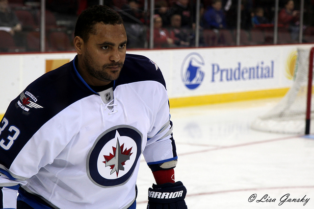 Dustin Byfuglien injury update