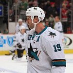 Joe Thornton says Sharks GM 'needs to shut his mouth'