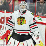 Corey Crawford will get Game 2 start for Blackhawks