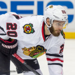 Blackhawks deal Brandon Saad to Blue Jackets in 7-player swap