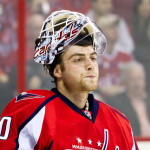 Braden Holtby signs five-year extension