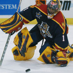 Roberto Luongo traded to the Florida Panthers