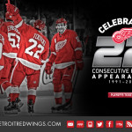 Detroit Red Wings extend playoff streak to 22 years in shutout victory over Dallas Stars