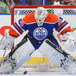Edmonton Oilers place Ben Scrivens on waivers