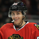 Patrick Kane's point streak hits 19 games, sets new American record