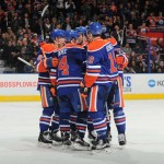Oilers headed in right direction, winners of four straight