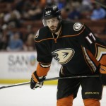 Ducks' Kesler: 'We're going to make the playoffs'