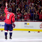 Ovechkin scores 500th career goal