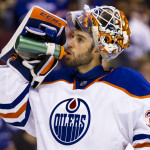Oilers, Talbot agree to three-year extension