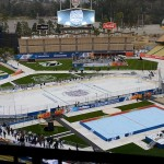 Has the NHL ruined outdoor hockey?