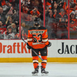Flyers' Gostisbehere sets rookie record with 11-game point streak