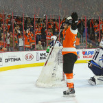 Giroux's OT goal lifts Flyers past Jets