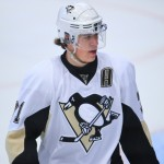 Malkin out 6-8 weeks with upper-body injury