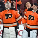 Flyers' Neuvirth out 3 weeks with lower-body injury