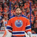 Oilers' Talbot named first star of the week