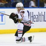Blackhawks top Blues in double overtime avoid elimination
