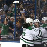 Eakin nets overtime winner, ties series 2-2