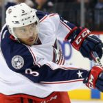 Columbus signs D Seth Jones to six-year extension