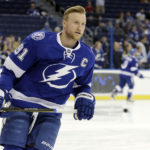Stamkos staying in Tampa Bay, signs eight-year extension