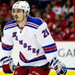 Rangers re-sign Chris Kreider to four-year, $18.5M contract