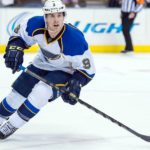 Blues re-sign Jaden Schwartz to five-year deal