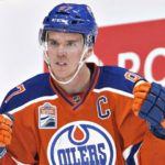 Connor McDavid named NHL's First Star for October