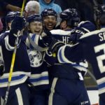 Video: Columbus Blue Jackets' historic 16-game winning streak