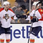 Barkov, Huberdeau cleared to return to Panthers' lineup