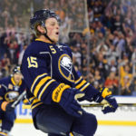 Jack Eichel extends point streak to 10 games