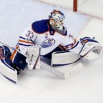 Cam Talbot steals Game 2 for Oilers
