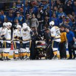 Fiala has fractured femur, done for playoffs