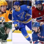 NHL Salary Arbitration Hearings Schedule
