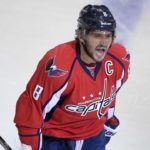 Ovechkin named NHL's first star of the week after seven goals in two games