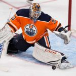 Oilers place Cam Talbot on IR