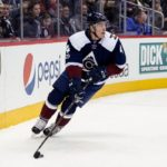Avalanche defenseman Tyson Barrie out 4-6 weeks with broken hand