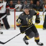 Jonathan Marchessault extends point streak