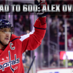 Alex Ovechkin Reaches 600 Goals