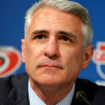Ron Francis no longer Hurricanes GM