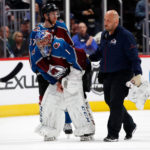 Semyon Varlamov done for the season