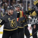 Golden Knights blow out Sharks 7-0 to take 1-0 series lead