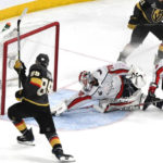 Eller, Holtby shine as Capitals even Stanley Cup final with Knights