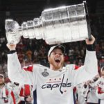 Carlson signs eight-year contract with Capitals