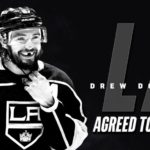 Drew Doughty, Kings agree to 8-year extension