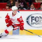 Dylan Larkin, Red Wings agree to 5-year deal
