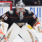Ducks ink John Gibson to 8-year extension