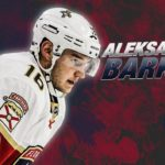 Florida Panthers name Aleksander Barkov captain