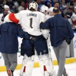 Luongo out 2-4 weeks with MCL injury