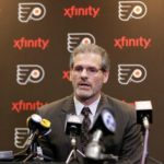 Flyers fire GM Ron Hextall